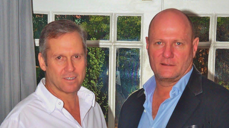 Leon Raubenheimer & Wessel Jacobs